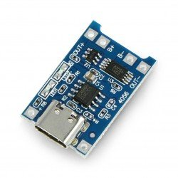 Li-Pol charger TP4056 1S...