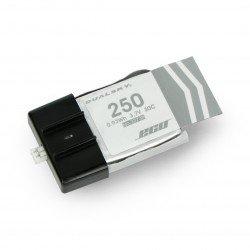 LiPol Dualsky 250mAh 20C 1S 3.7V