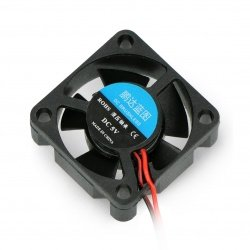 Fan 5V 30x30x10mm 2 wires