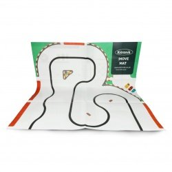 :MOVE mat line following and activity maps - A1 size - Kitronik