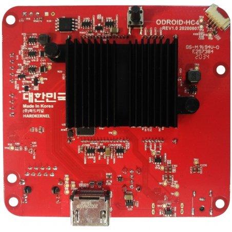 Odroid HC4 - Amlogic S905X3 Quad-Core 1.8GHz + 4GB RAM