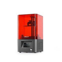 3D printer - Creality LD-002H - resin + UV