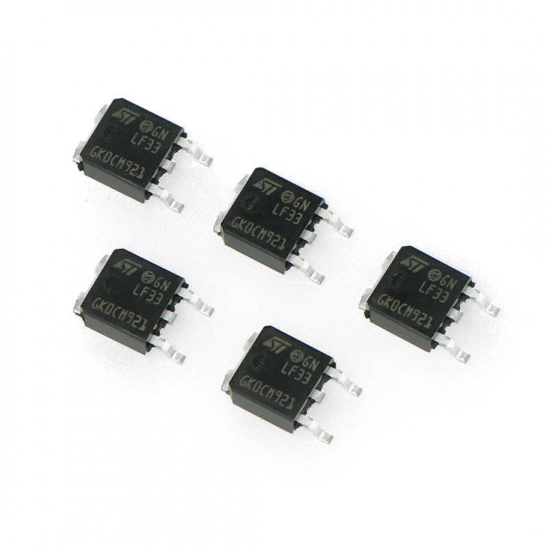 3.3V LDO Stabiliser LF33CDT - SMD TO252