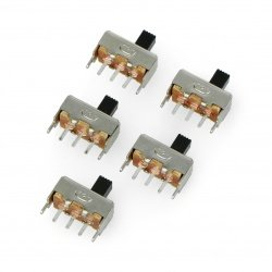 Slide switch SS12T44 2-position