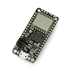 Feather M0 + radio module 433 MHz RFM96 LoRa - compatible with