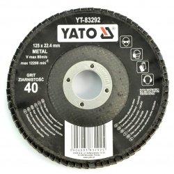 Flap disc - depressed shape YT-83292
