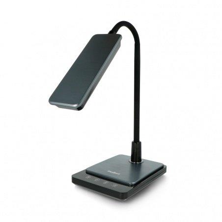 Rebel LED desk lamp with light color temperature control 8W