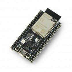 ESP32-S2-Saola-1R + ESP32-S2-WROVER - development kit
