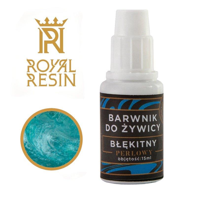 Royal Resin Crystal epoxy resin dye - pearl liquid - 15 ml -