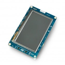 STM32F746G-Disco Discovery...