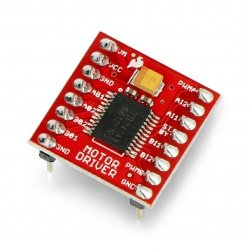 TB6612FNG - 2-channel 15V/1.2A motor driver with connectors - SparkFun ROB-14450