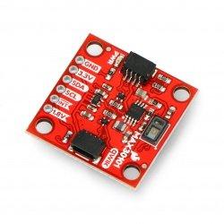 Particle Sensor Breakout - MAX30101 - SparkFun SEN-16474