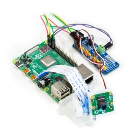 Arducam Pan Tilt Platform - 2 DOF platform for Raspberry Pi