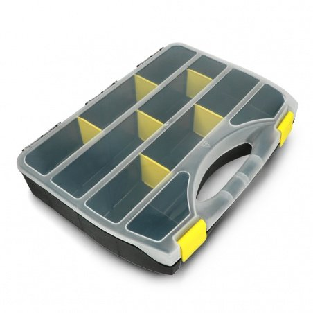 DOMINO 36 organizer - with a handle