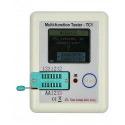 Transistor tester LCR-TC1