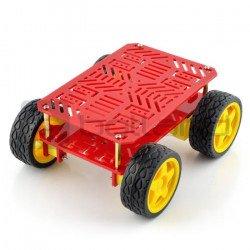 Dagu Chassis Rectangle 4WD...