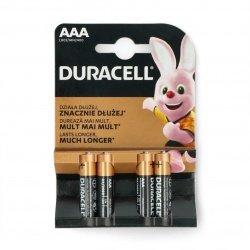 AAA (R3 LR03) alkaline Duracell Duralock - 4pcs.