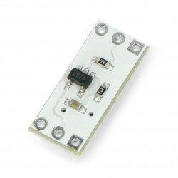 Pixel Boost module - 3.3V / 5V voltage buffer for WS2812B diodes