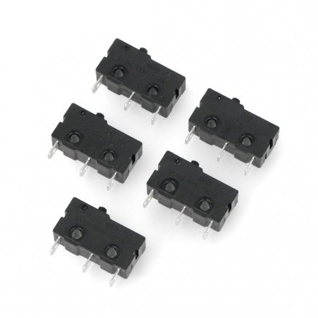 Mini limit sensor switch - WK607 - 5 pcs.