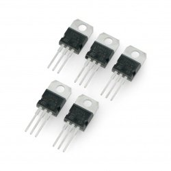 Bipolar transistor NPN...