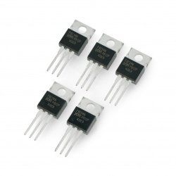 P-MOSFET IRF9Z34 - THT