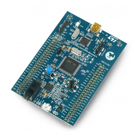 FORBOT KIT - STM32F4 Discovery - set of elements + ON-LINE