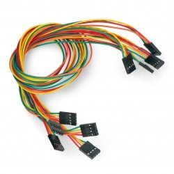 4 pin female-female cable -...