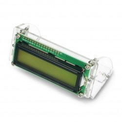 Stand for LCD display 2x16...