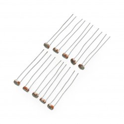 Photoresistor 5-10kΩ GL5616 - 10pcs
