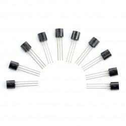 Transistor N-MOSFET 2N7000 - 10pcs.