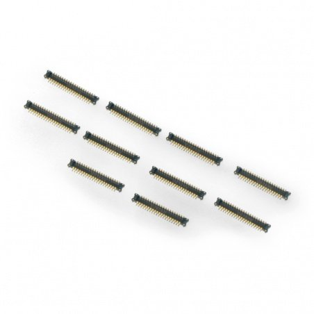 WisConnector - strip/socket - 40-pin male - accessories for the