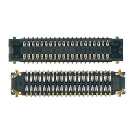 WisConnector - strip/socket - 40-pin female - accessories for