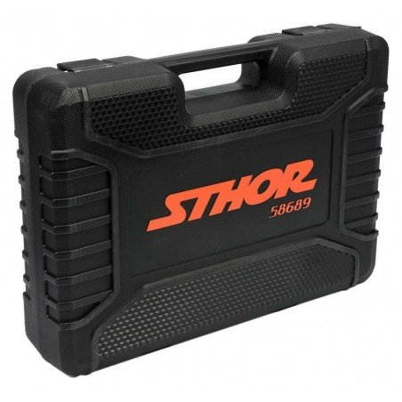 Sthor 58689 tool kit - 82 parts