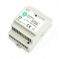 Power supply DIN30W24 for DIN rail - 24V / 1,25A / 30W