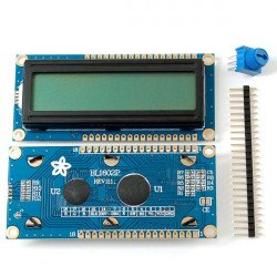 LCD display 2x16 characters...