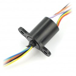 Slip Ring - 8 Wire 2A 8,5mm