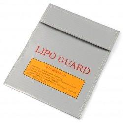 Protective bag for Li-Pol...