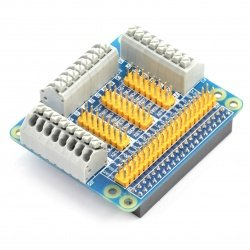 Expander of GPIO leads for...