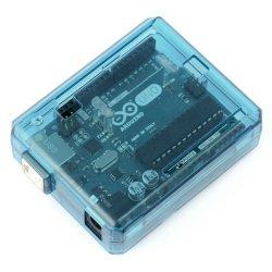 Case for Arduino Uno - blue