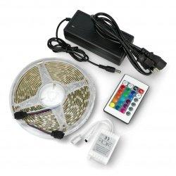 Set: LED SMD5050 IP65 14.4W...