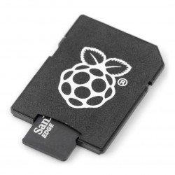 RPi Zero memory cards