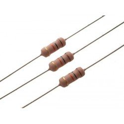 Through-hole resistors (THT)