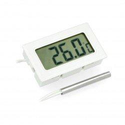 Temperature sensors with display