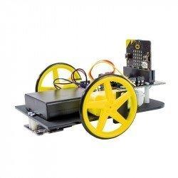 Wheeled educational robots