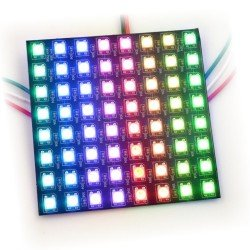 LED strings, chains, matrices