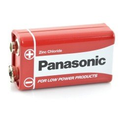 9V 6F22 batteries