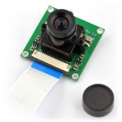 Raspberry Pi cameras