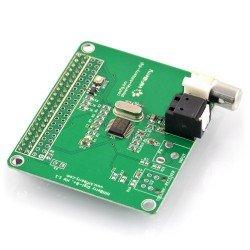 RPi - sound cards & HiFiBerry