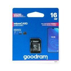 Odroid eMMC, microSD memory
