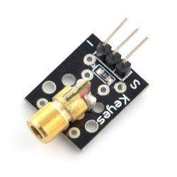 Laser LED diodes